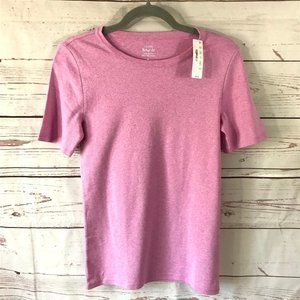 *3/$18*J. Crew Perfect Fit Cotton Tee